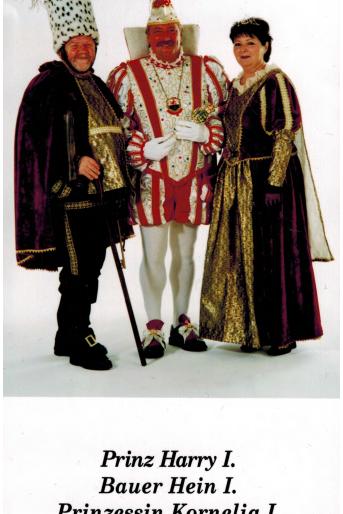 Dreigestirn 2000/2001
