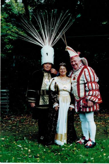 Dreigestirn 2001/2002