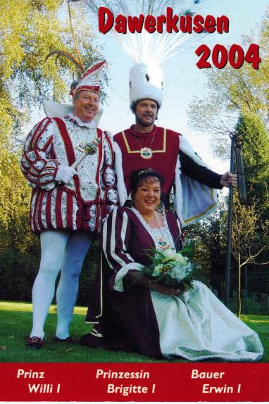 Dreigestirn 2003/2004
