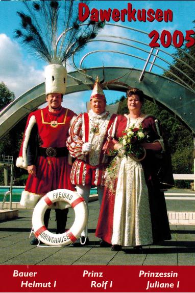 Dreigestirn 2004/2005